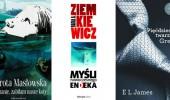 Najlepiej sprzedające się ebooki w Polsce. Na czele Masłowska, Ziemkiewicz i E.L. James (październik 2012)