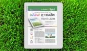 2013 rokiem kolorowego e-papieru?