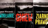 Trylogia kryminalna o prokuratorze Szackim zdominowała rankingi sprzedaży w styczniu