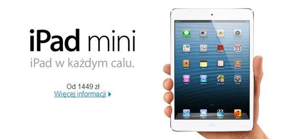 cena iPada mini