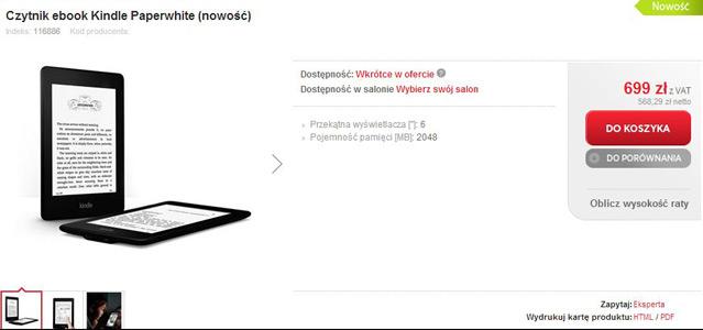 Oferta na stronie Vobis