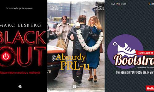 Bestsellerowe e-booki: maj 2015